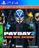 [PS4] Payday 2: The Big Score - R1