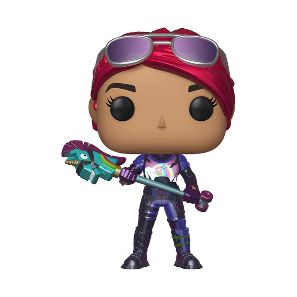 Funko Pop! Fortnite - Brite Bomber (Metallic)
