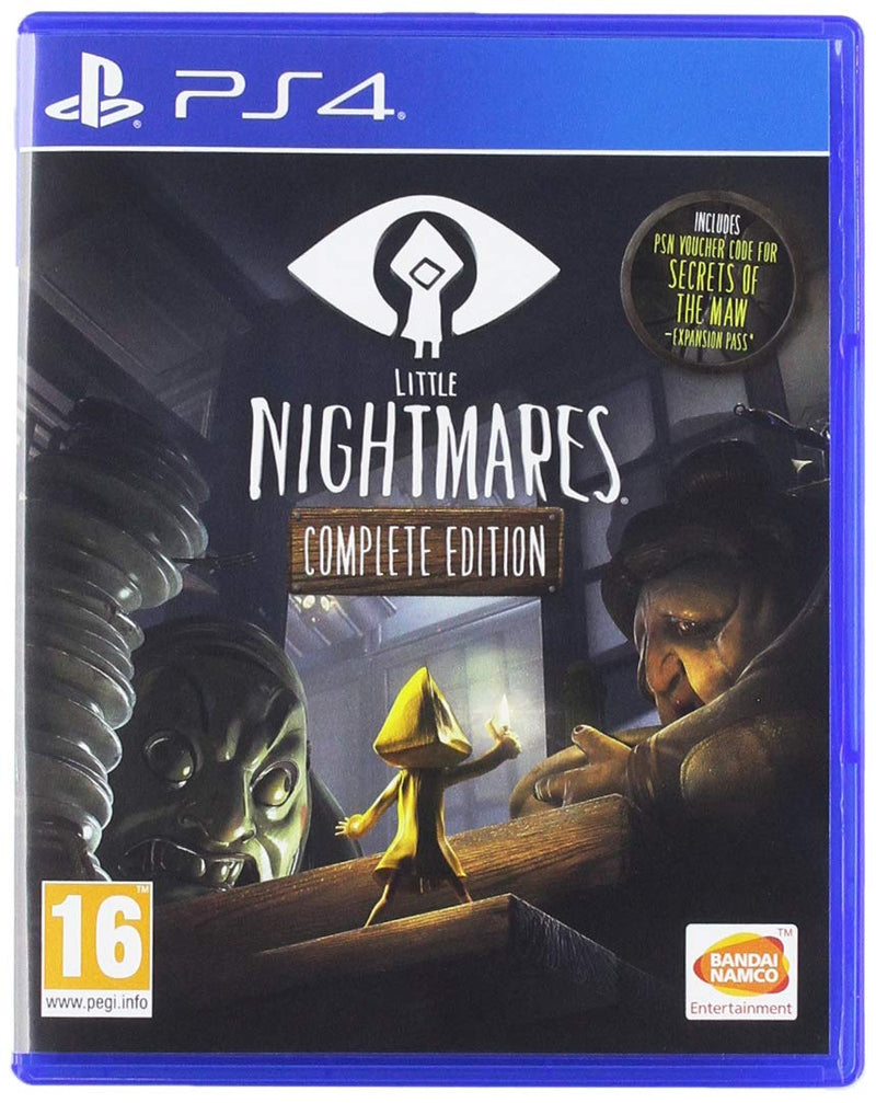 [PS4] Little Nightmares Complete Edition - R2