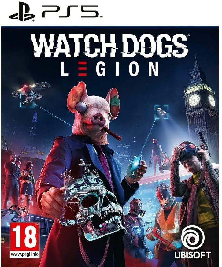 [PS5] Watch Dogs Legion - R2
