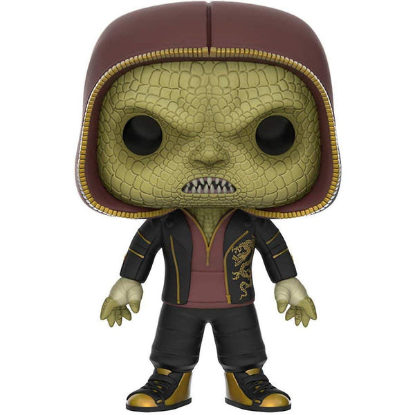Funko Pop! Suicide Squad Killer Croc Exclusive Hooded