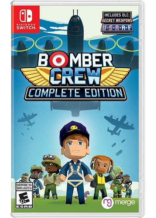 [NS] BOMBER Crew Complete Edition - R1