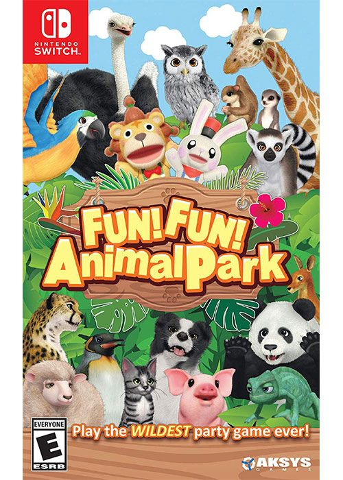 [NS] Fun! Fun! Animal Park - R1