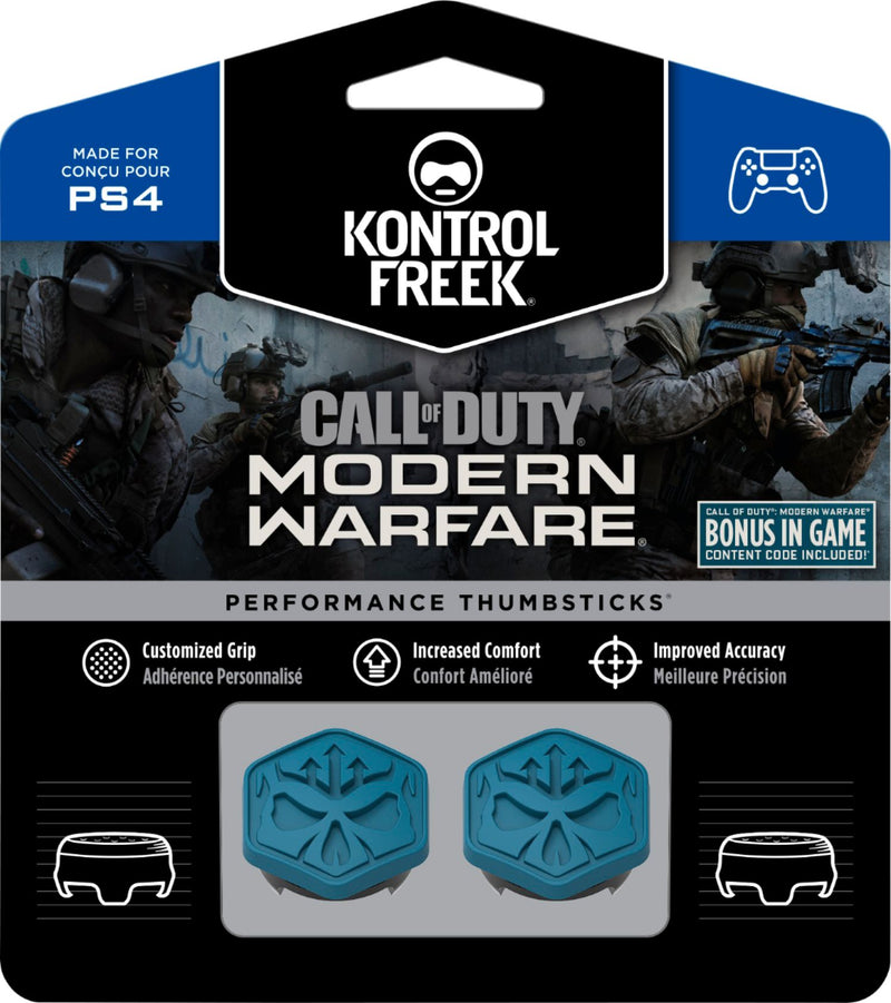 KontrolFreek Call of Duty Modern Warfare for PS4