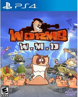 [PS4] Worms W.M.D - R1