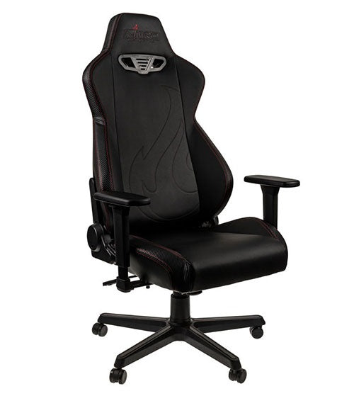 Nitro Concepts S300 EX - Carbon Black Gaming chair