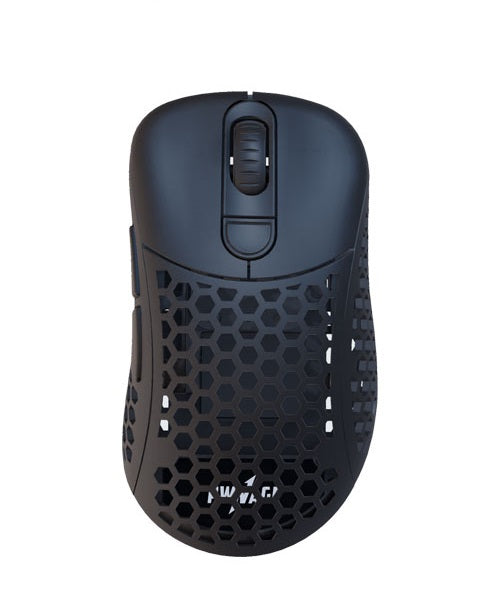Pwnage Ultra Custom Wireless/Wired Gaming Mouse - Black