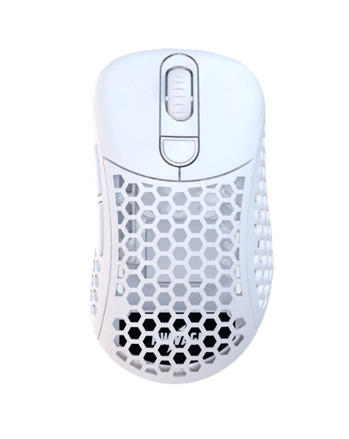 Pwnage Ultra Custom Gaming Mouse - White