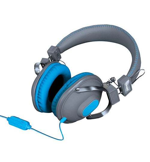 iSOUND HM-260 HEADPHONE - BLUE/GREY