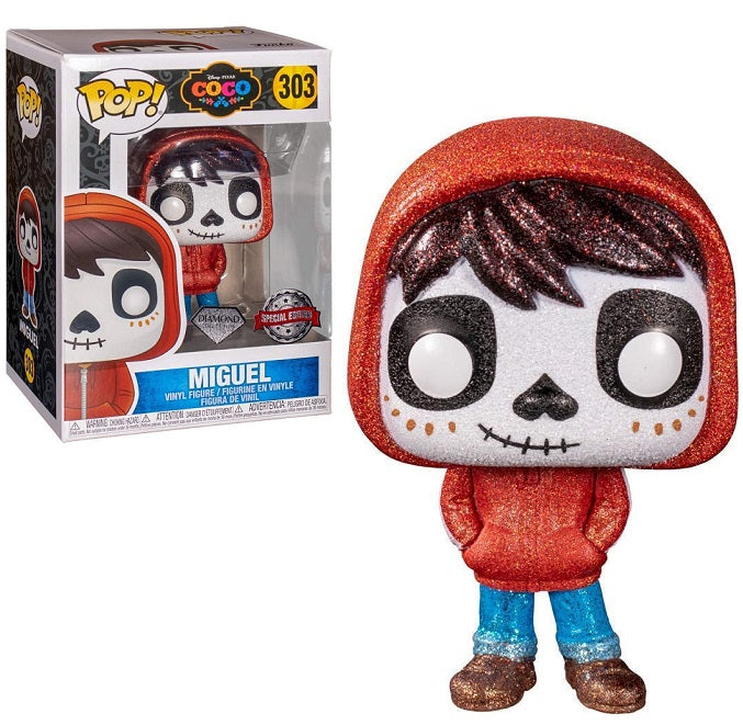 Funko POP! Coco - Miguel (Diamond Special Edition)