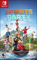 [NS] Sports Party - R1