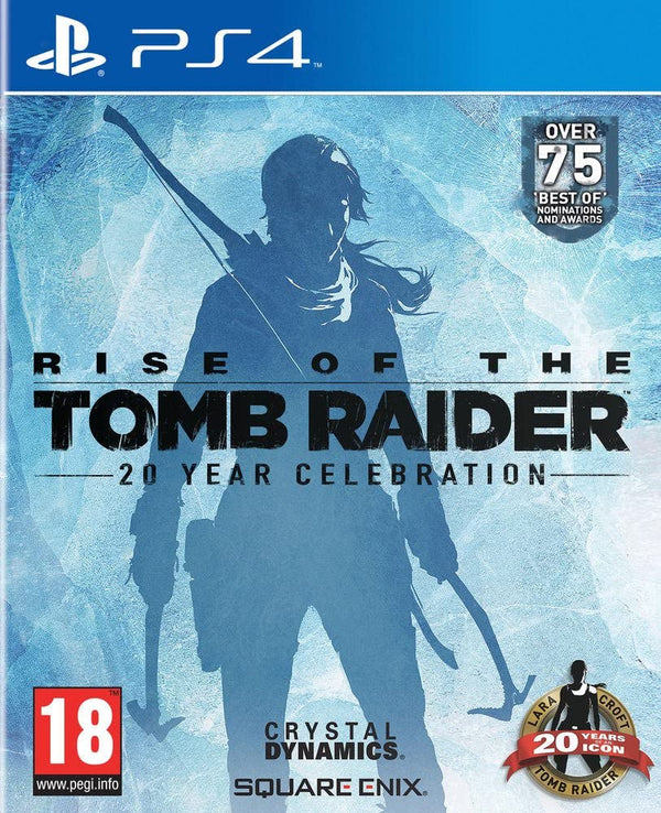 [PS4] Rise of The Tomb Raider: 20 Year Celebration - R2