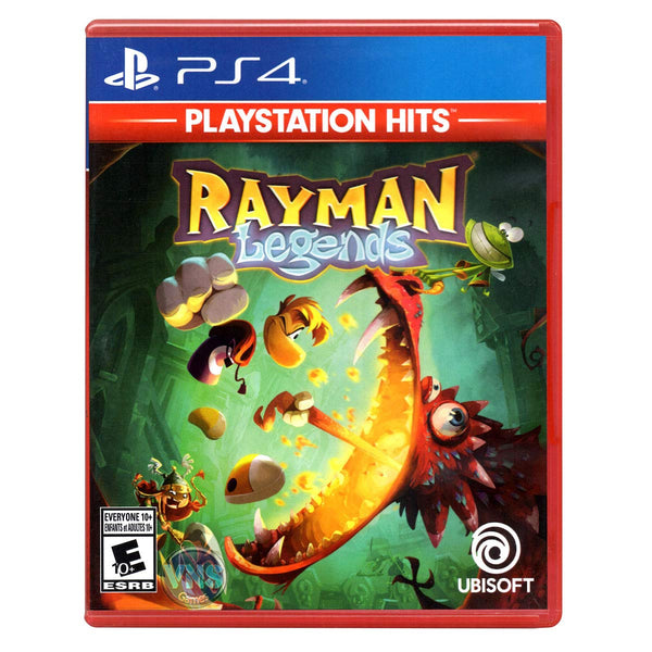 [PS4] Rayman Legends - R1
