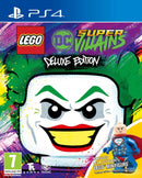 [PS4] LEGO DC Super Villains Deluxe Edition - R2