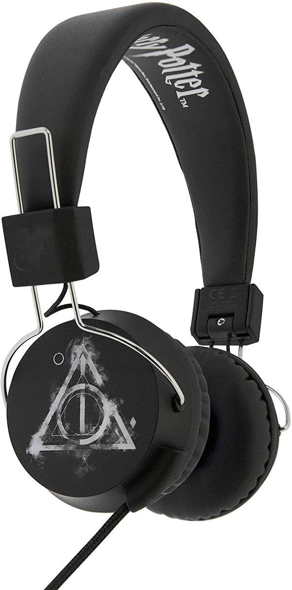 OTL Technologies HP0617 Harry Potter Deathly Hallows Headphones
