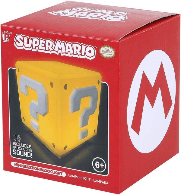 Paladone Super Mario Mini Question Block