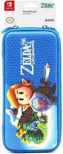 Nintendo Switch Lite Legend Of Zelda: Link's Awakening Edition Hard Pouch by Hori