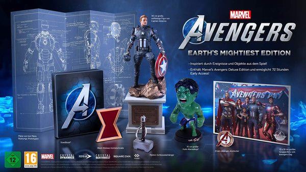 [PS4] Marvel's Avengers: Earth's Mightiest Edition - R2