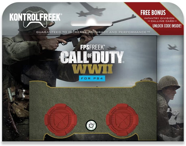KontrolFreek Call of Duty WWII For PS4