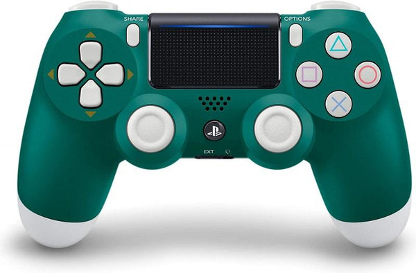PS4 DualShock 4 Wireless Controller - Alpine Green