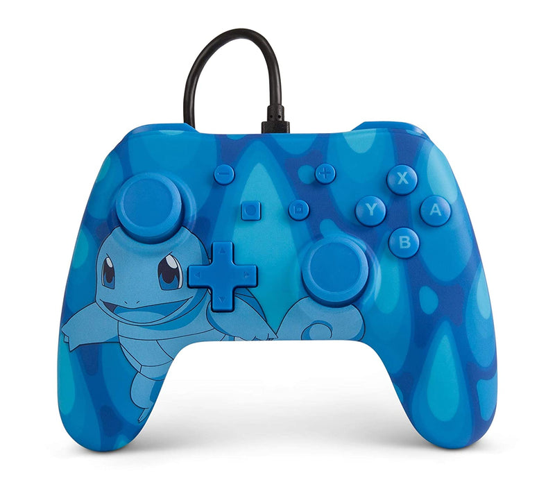 PowerA Wired Controller For Nintendo Switch - Torrent Squirtle