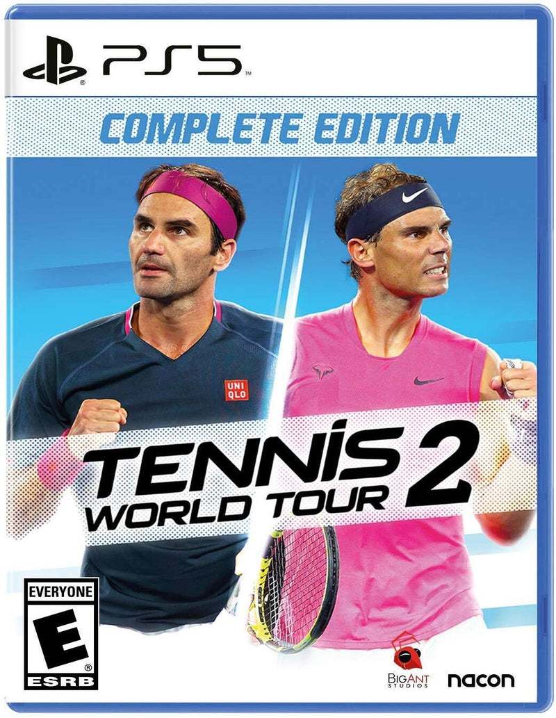 [PS5] Tennis World Tour 2 - R1