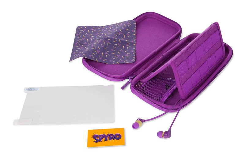 PowerA Travel Stealth Kit with Case for Nintendo Switch - Spyro