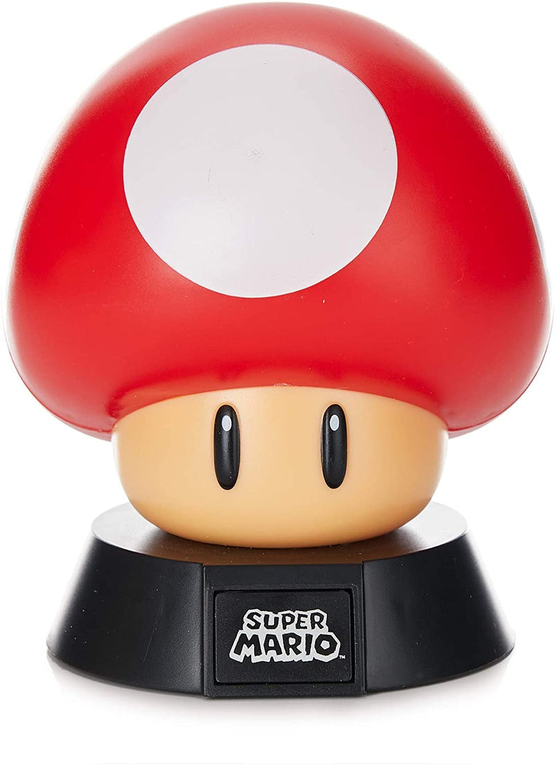 Paladone Super Mashroom 3D Icon Light BDP