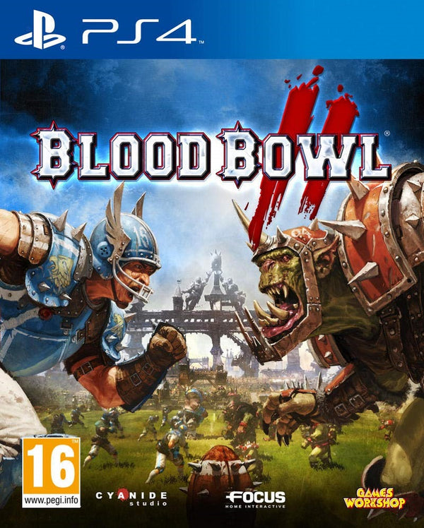 [PS4] Blood Bowl 2 - R2