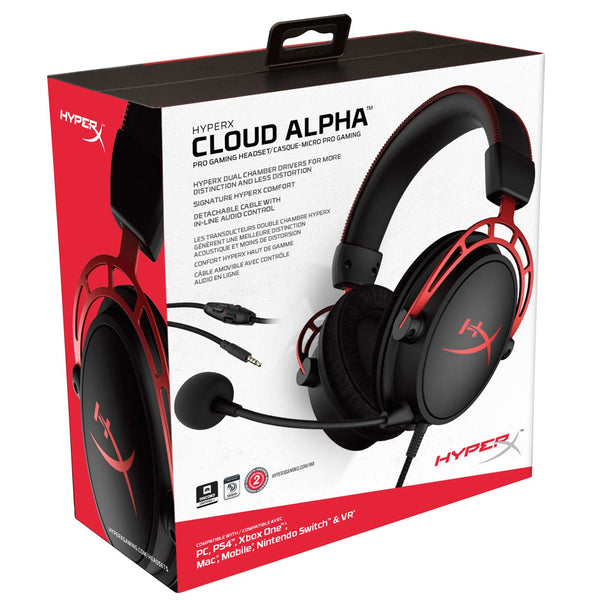 HyperX Cloud Alpha Pro Gaming Headset
