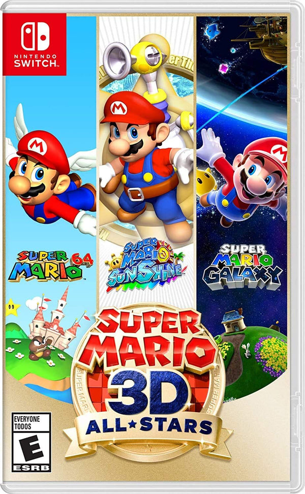 [NS] Super Mario 3D All-Stars - R1