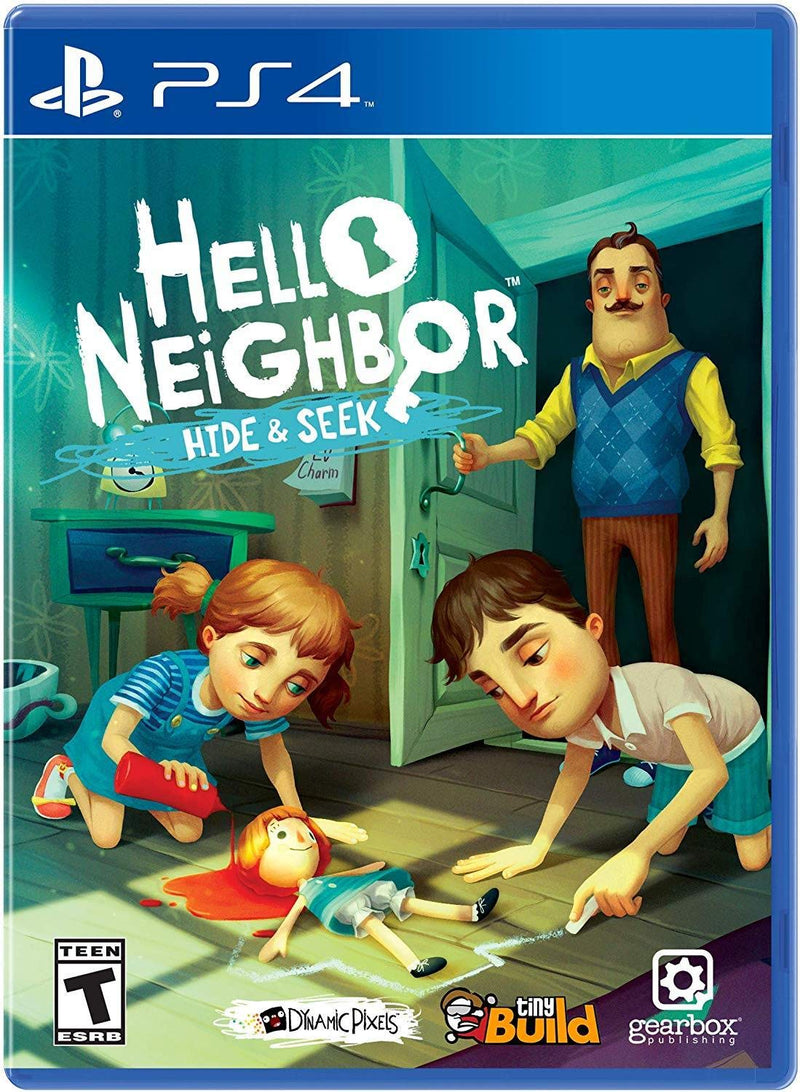 [PS4] Hello Neighbor: Hide & Seek - R1
