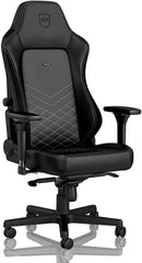 Noblechairs HERO Gaming Chair - Black/Platinum White