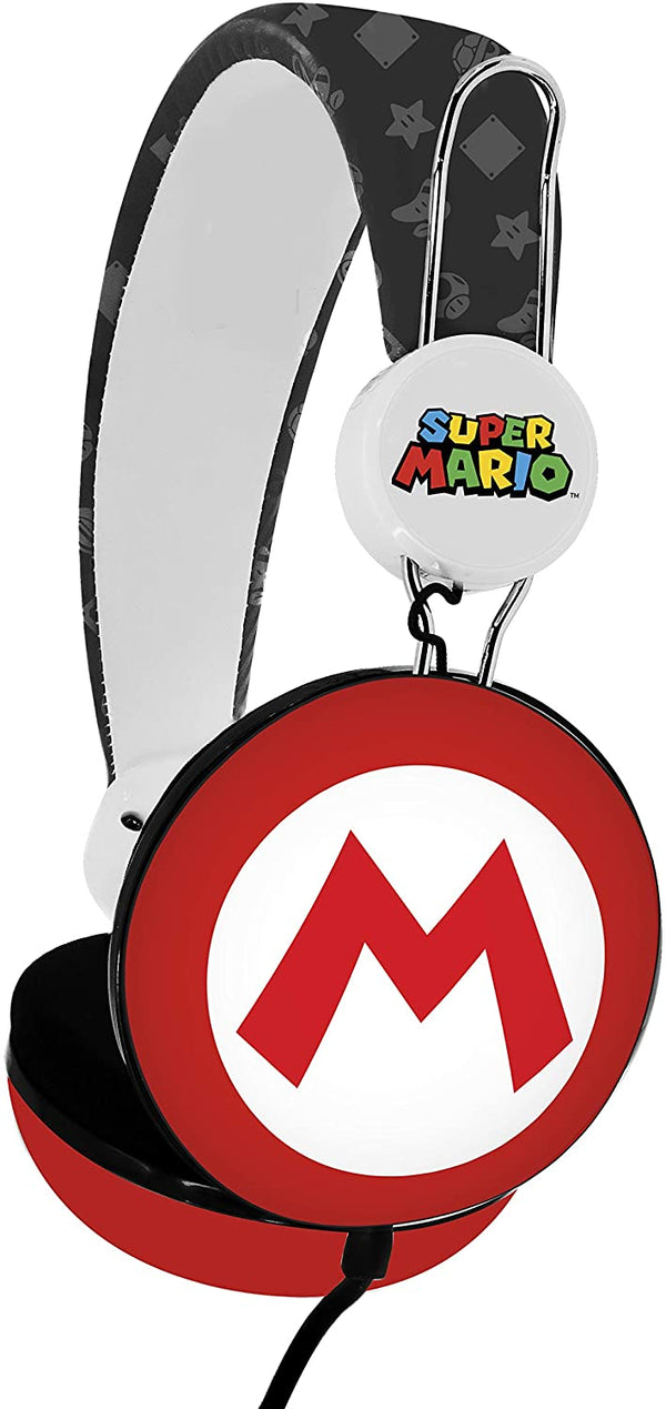 OTL Super Mario Icon Dome Tween Headphones