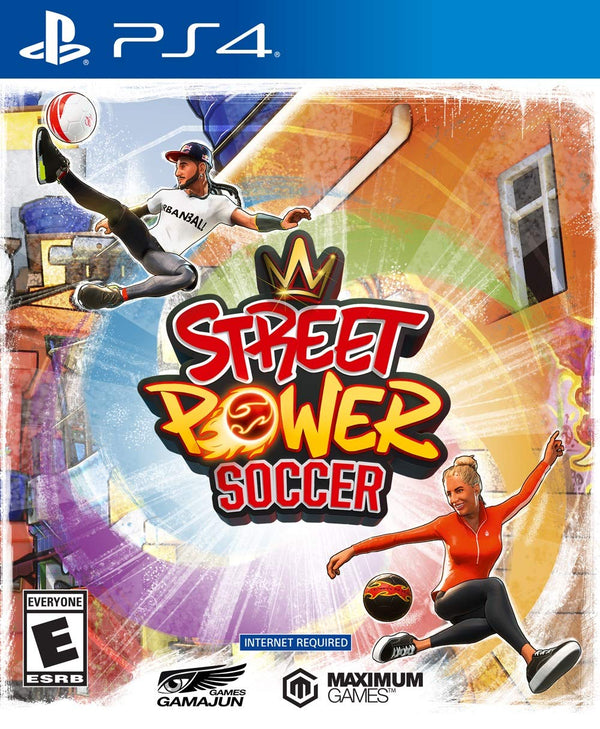 [PS4] Street Power Soccer - R1