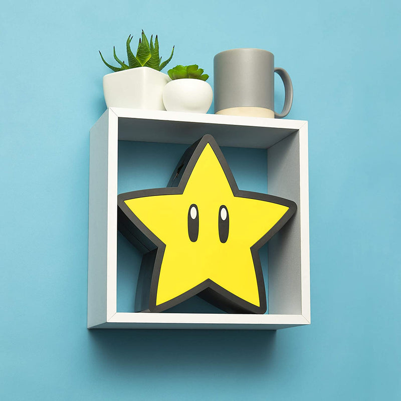 Paladone Star Projection | Super Mario Bros Collectable Mood Light