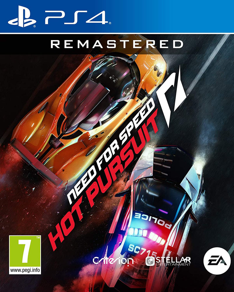 [PS4] Need For Speed: Hot Pursuit Remastered - R2