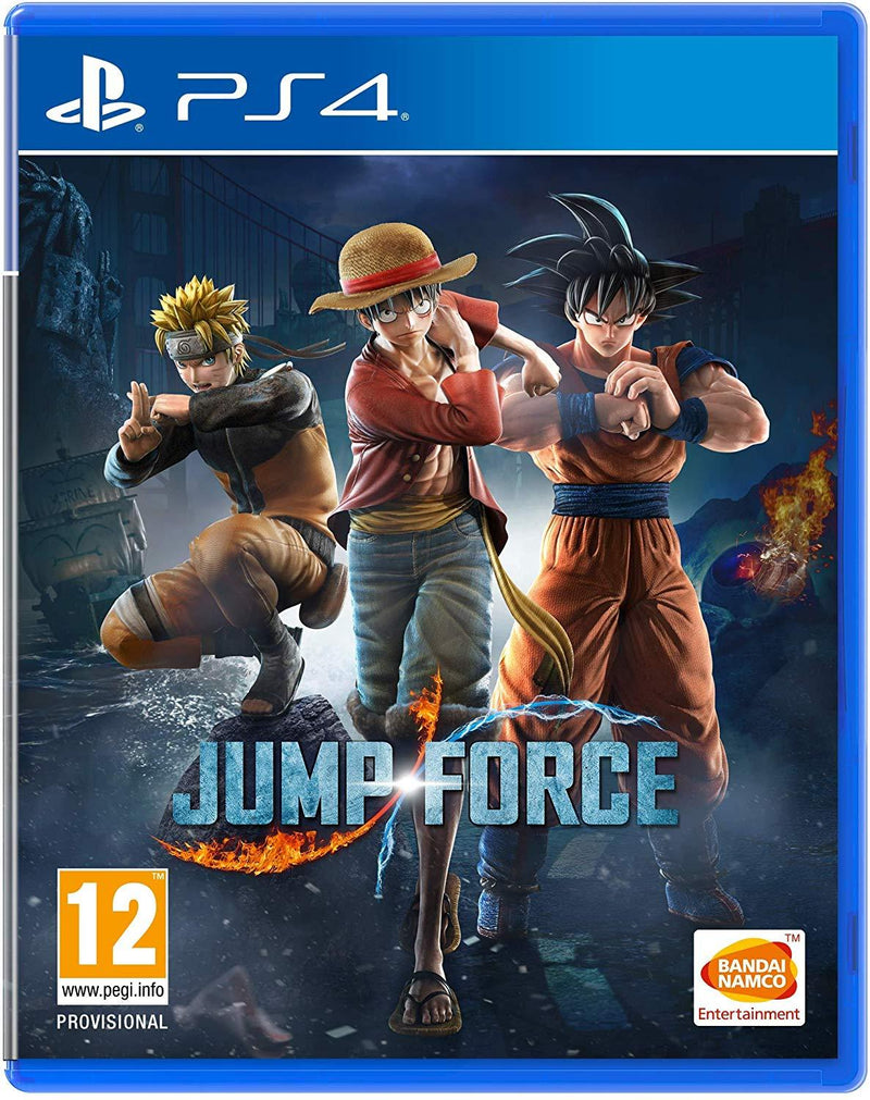 [PS4] Jump Force - R2