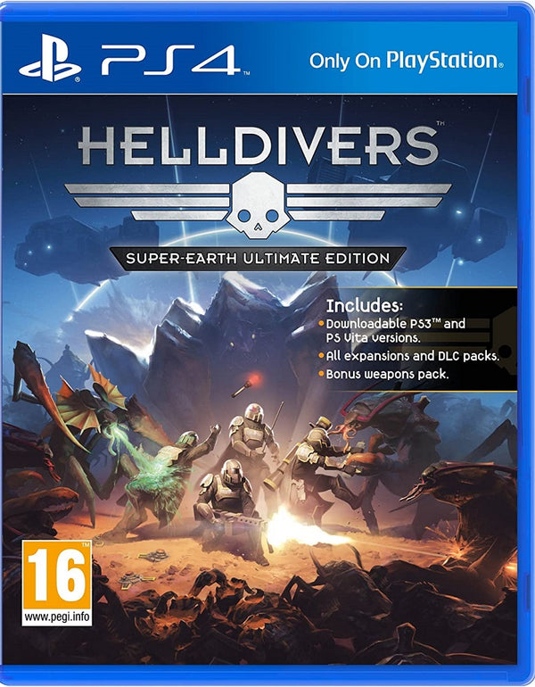 [PS4] Helldivers Super-Earth Ultimate Edition - R2