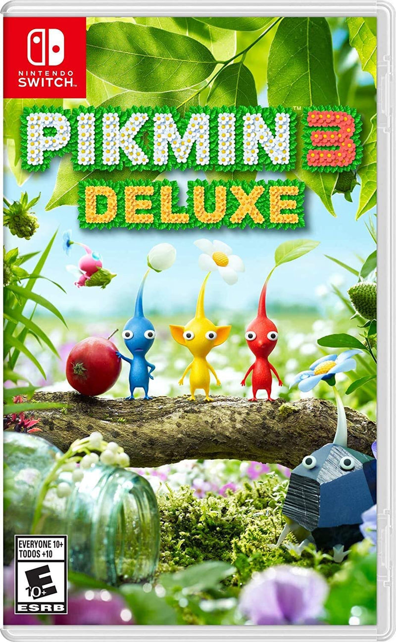 [NS] Pikmin 3 Deluxe - R1