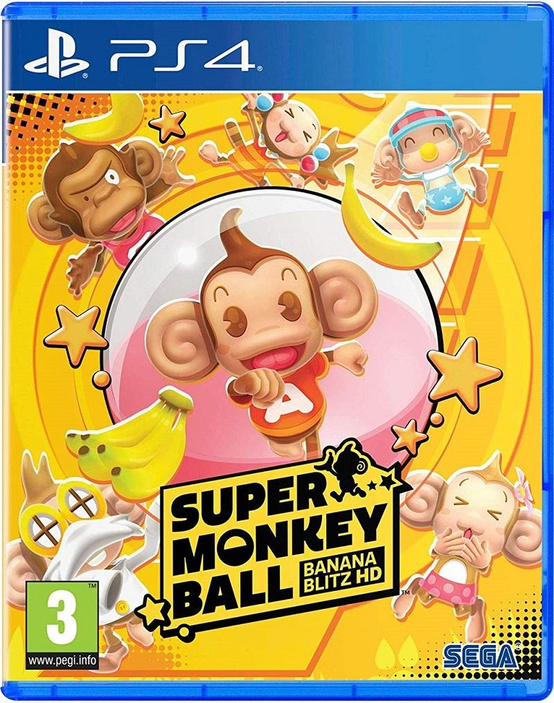 [PS4] Super Monkey Ball Banana Blitz HD - R2