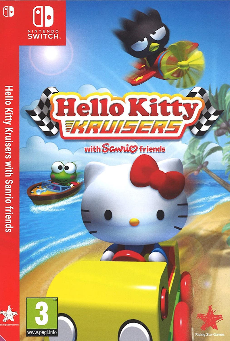 [NS] Hello Kitty Kruisers With Sanrio Friends - R2
