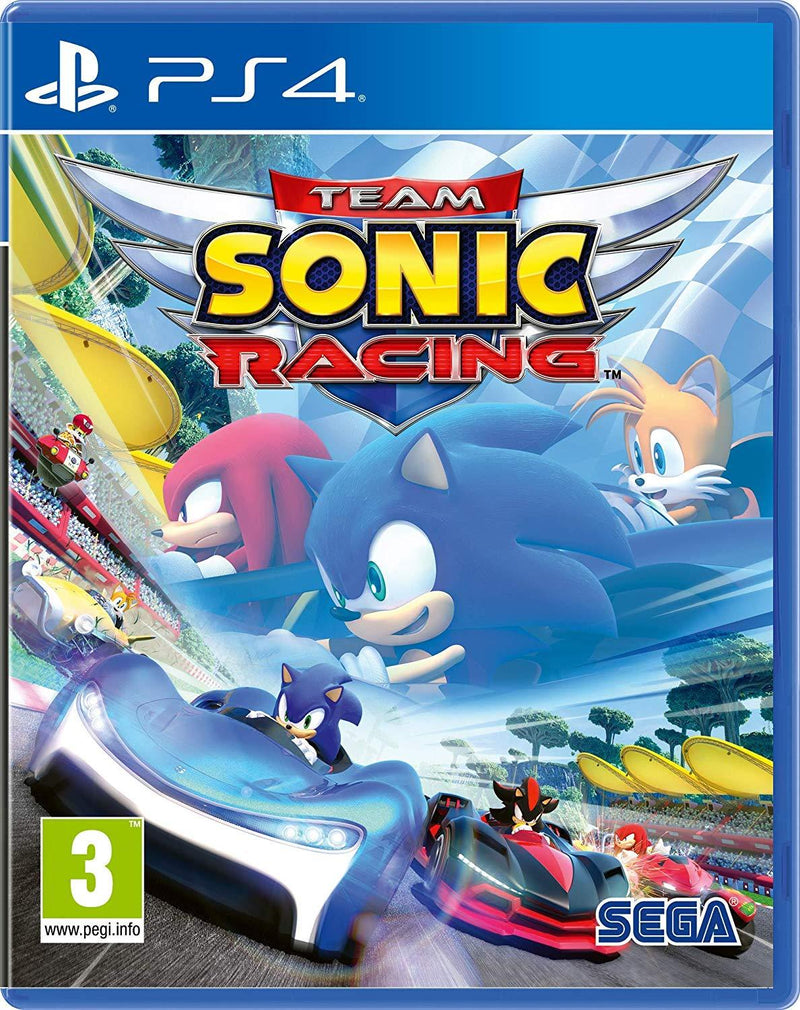 [PS4] Team Sonic Racing - R2