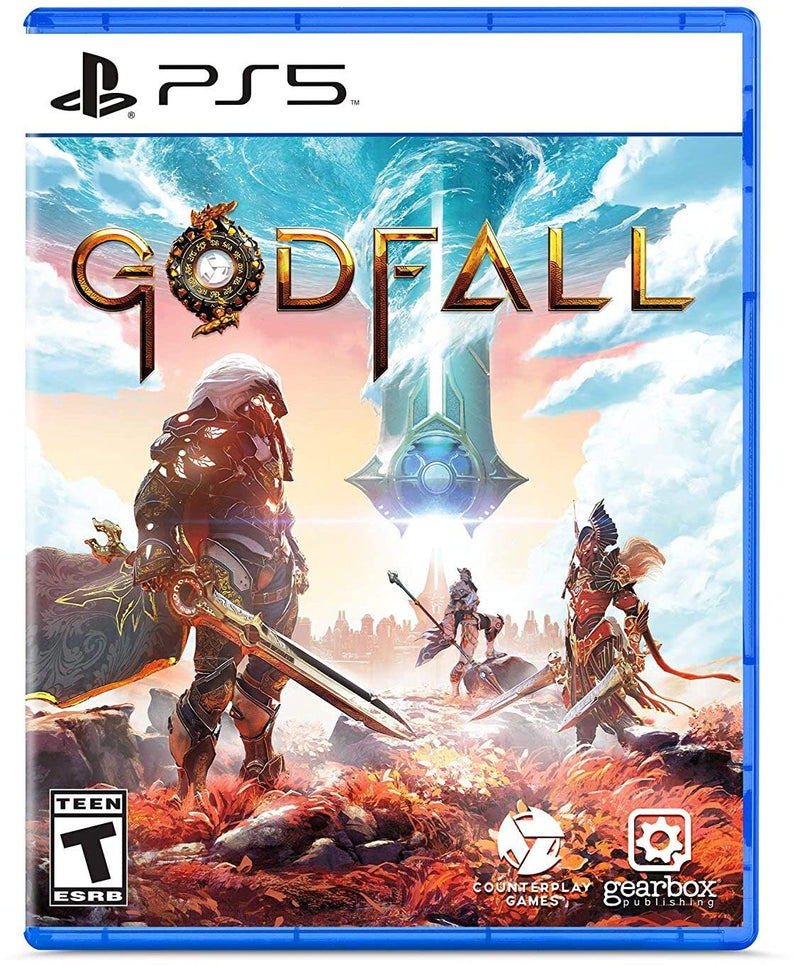 [PS5] Godfall - R1