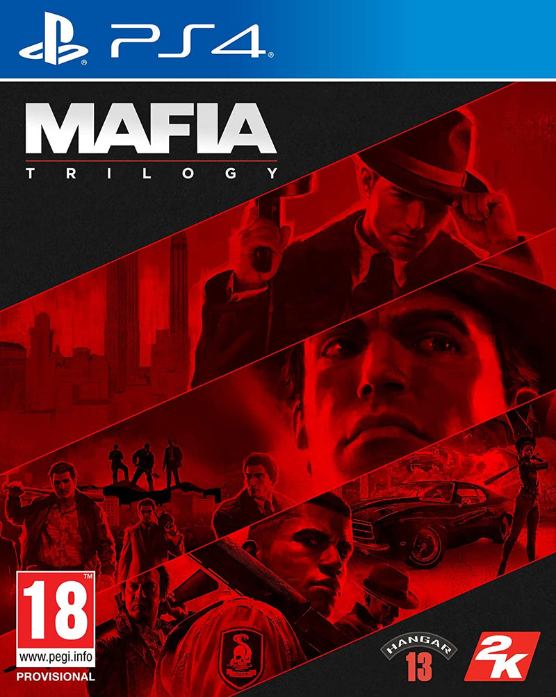 [PS4] Mafia Trilogy - R2
