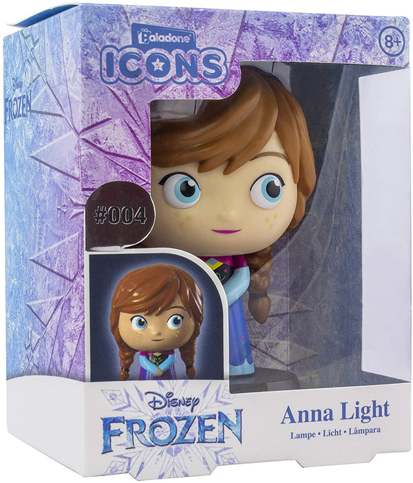 Paladone Frozen Anna Icon Light Collectable