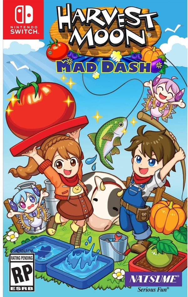 [NS] Harvest Moon: Mad Dash - R1