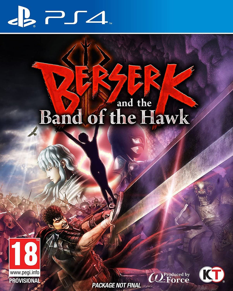 [PS4] Berserk and the Band of the Hawk - R2