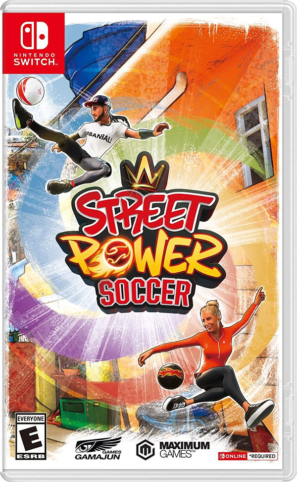 [NS] Street Power Soccer - R1