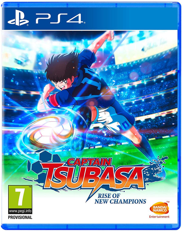 [PS4] Captain Tsubasa: Rise of New Champions - R2 (Arabic Subtitle)